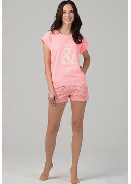 Пижама PY-1102.II розовый