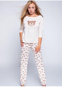 Пижама женская BEAR, SENSIS