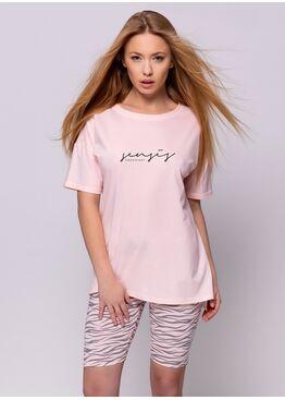 Комплект женский с шортами ANETTE, SENSIS