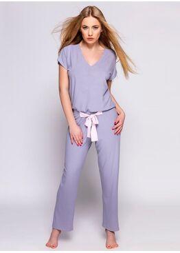 Комплект женский со штанами SHERY FIOLET, SENSIS