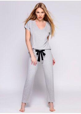 Комплект женский со штанами SHERY SZARY, SENSIS