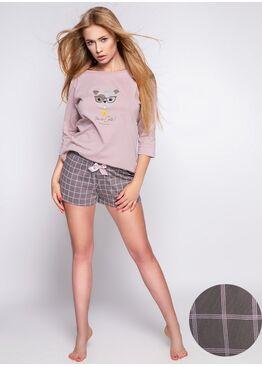 Комплект женский с шортами CANE, SENSIS