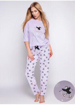 Комплект женский со штанами ELLIE, SENSIS