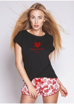 Комплект женский с шортами YOUR HEART, SENSIS