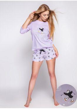 Комплект женский с шортами CARINA, SENSIS