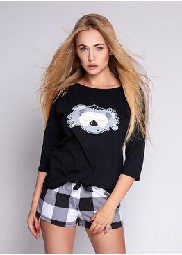 Комплект женский с шортами FLUFFY, SENSIS