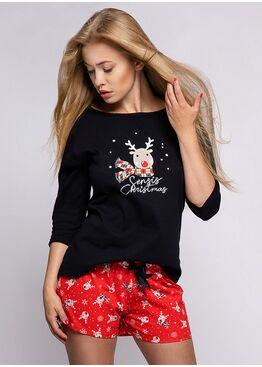 Пижама женская с шортами CUPID, SENSIS