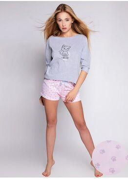 Пижама женская с шортами LIEVRE, SENSIS