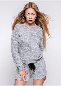 Комплект женский с шортами AVRIL GREY, SENSIS