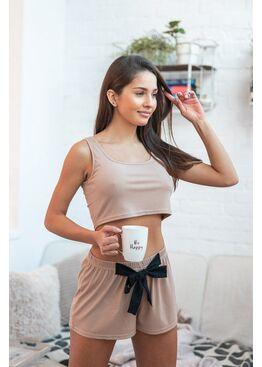 Комплект женский с шортами KOMPLET SOFIA, Sensis