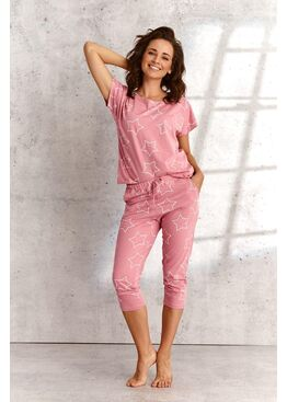 Пижама женская 2490 SS21 OKSA, Taro