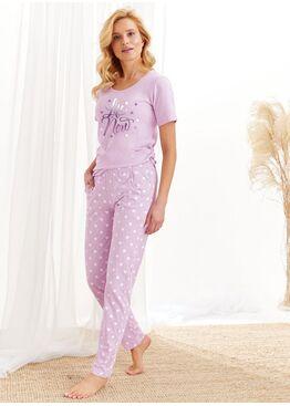 Пижама женская 1190/2468 AW20/21 NADIA, Taro