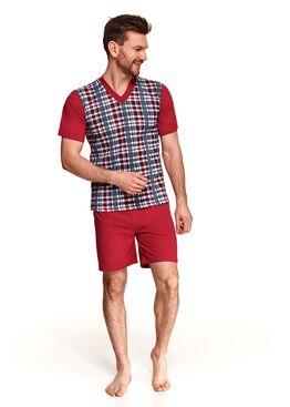 Пижама мужская с шортами 002/001/294 SS21 ROMAN, Taro