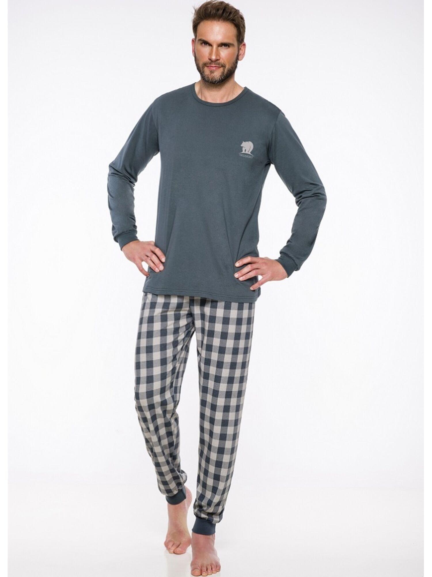 Пижама мужская с штанами 2337 19/20 Konrad, Taro