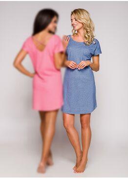 Сорочка женская 2151 19 Amber синий