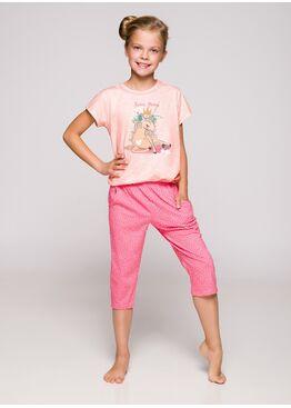 Пижама детская 2213/2214 19 Beki розовый