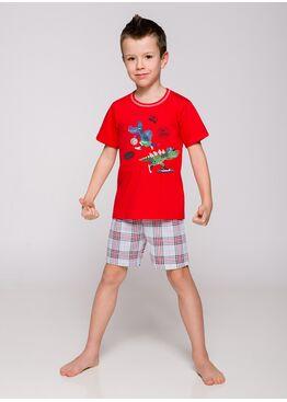 Пижама детская 943/944 19 Damian красный