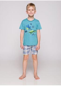 Пижама детская 943/944 19 Damian голубой