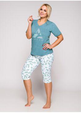 Пижама женская 2301/2302 19 Eliza морской