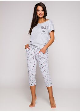Пижама женская 2168 19 Etna серый