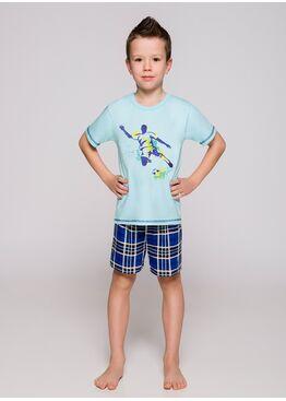 Пижама детская 392/393 19 Franek синий