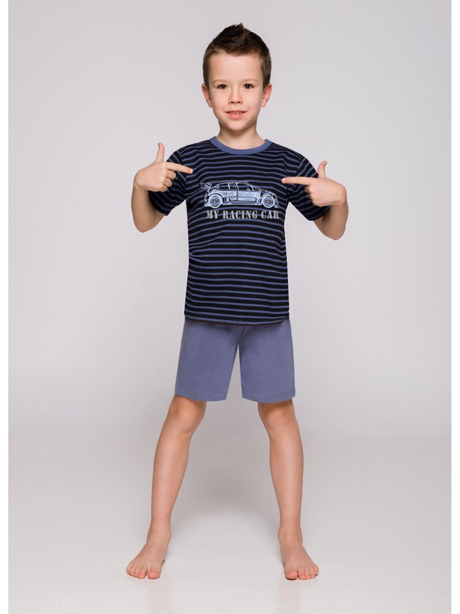 Пижама детская 390/391 19 Max синий
