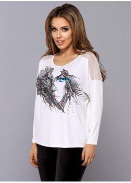 Блуза 005 белый