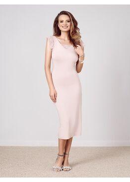 Сорочка женская IC 030 св.розовый