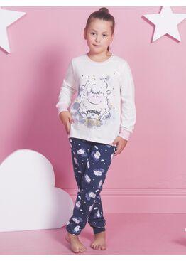 №802006 7559 Комплект детский с брюками на манжетах