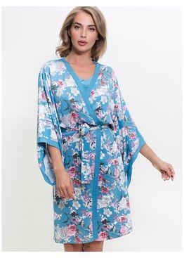 №804112 2561 Комплект Plus халат+сорочка