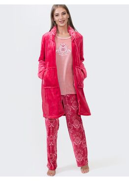 №160350 3502 Комплект Soft 3-ка халат