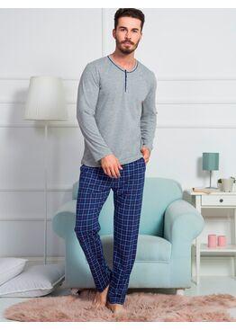 №903230 0200 Комплект мужской -Gazzaz с брюками