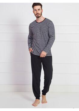 №905028 0054 Комплект мужской -Gazzaz с брюками на манжетах