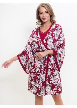 №804104 3032 Комплект Plus халат+сорочка