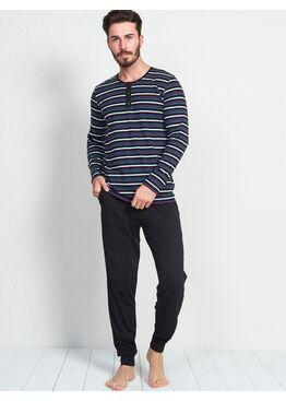 №905039 3835 Комплект мужской -Gazzaz с брюками на пуговицах