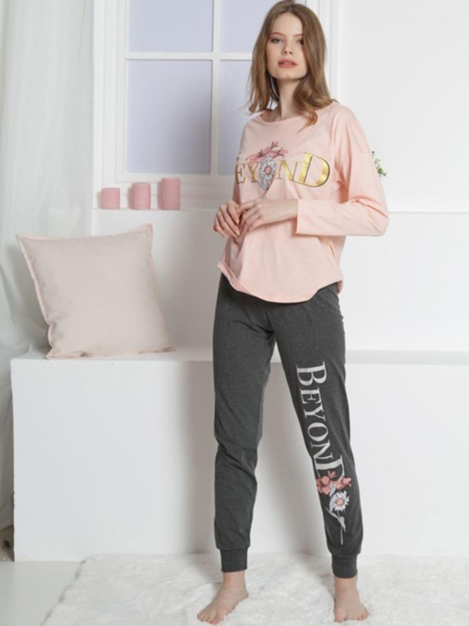 Комплект с брюками №002069 0000, розовый, Vienetta