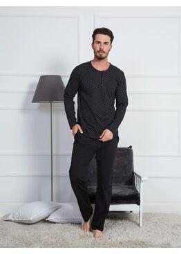 №903228 0293 Комплект мужской -Gazzaz с брюками на пуговицах