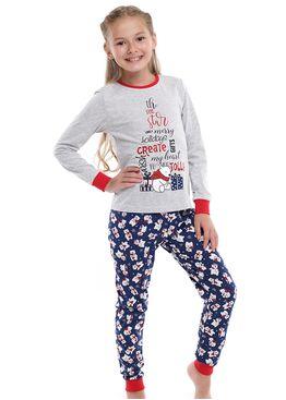 Пижама для девочки CLE 793517/НГ, Clever