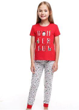 Пижама для девочки CLE 793518/НГ, Clever