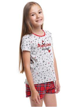 Пижама для девочки CLE 794164/НГ, Clever