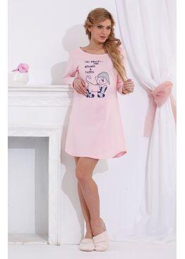 Туника PRONTO 1424 розовый