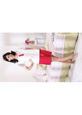 Пижама 204 красный